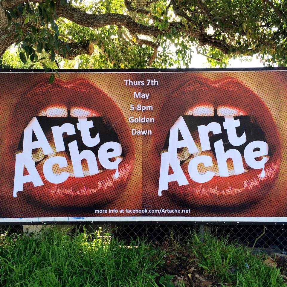 Art Ache Billboard 2015